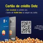 Cartão de crédito Dotz
