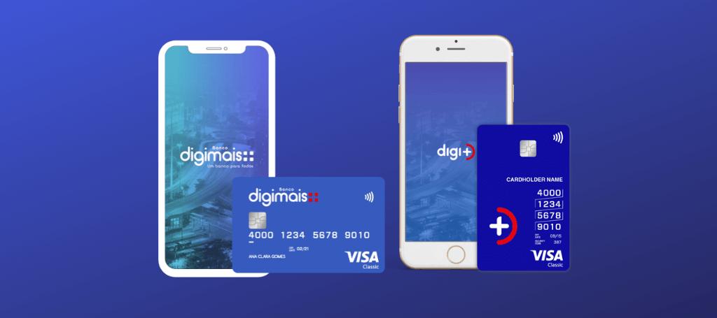 cartão de crédito Digi+