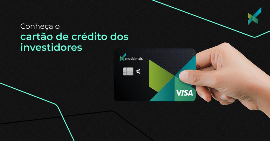 Cartão de crédito ModalMais