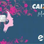 Cartão Caixa Mulher