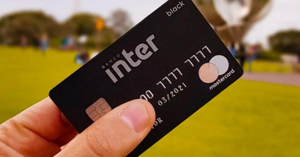 Cartão de crédito Banco Inter