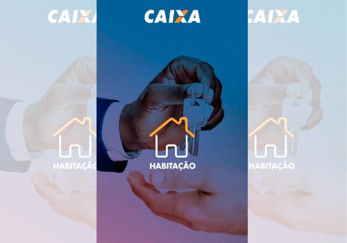 Juros fixos e sem correção é a proposta da Caixa para financiamento de imóveis